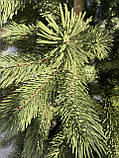 Ель искусственная литая зеленая 180 см, eco, фото 9