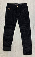 Вельветовые брюки утепленные для мальчика, Венгрия, Seagull, арт 89963