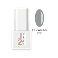 Гель-лак JZ, 8ml, № 005 Frowning