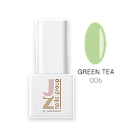 Гель-лак JZ, 8ml, № 006 Green Tea