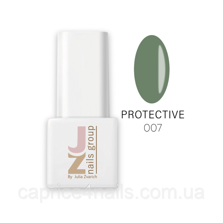 Гель-лак  JZ Nails Group,  8ml, № 007
