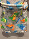 Махровый халат для мальчика 56, фото 3