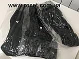 Корректор осанки корсет Back Pain NY 48 M Черный, фото 6