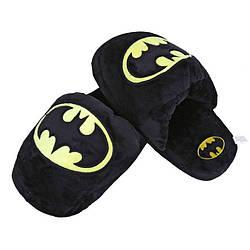 Тапочки Бэтмен Batman  DC Comics ЛОГО DC B 10.300