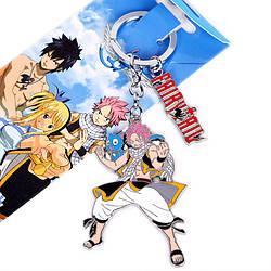 БрелокGeekLand Нацу Natsu Хвост Феи Fairy Tail FT 22.109
