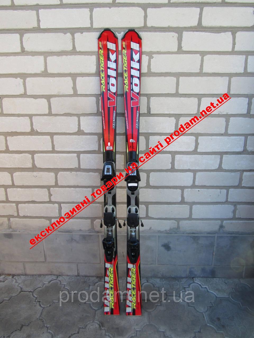 Volkl лыжи racetiger