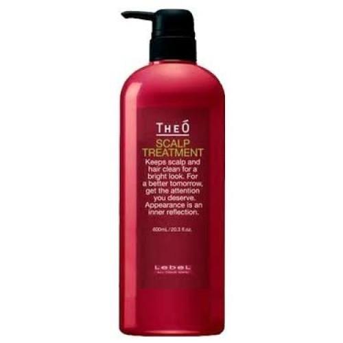 Крем-уход для кожи головы Lebel TheO Scalp Treatment 600 мл.