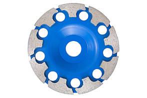 Чашка діамантова Асеса - 125 x 22,2 мм T синя