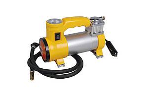 Миникомпрессор автомобильный Miol - с фонариком 12 В, 10 bar, 35 л/мин
