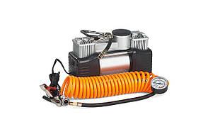 Миникомпрессор автомобильный eXpert - 12В x 12 bar x 60 л/мин, двухпоршневой