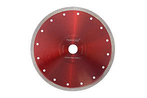 Диск алмазный Асеса - 230 x 25,4 мм турбо красный