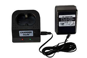 Зарядний пристрій для акумуляторних батарей шуруповерта Асеса - 14,4 В