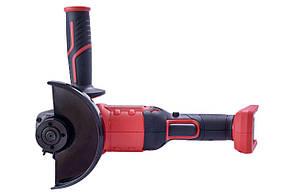 Шліфмашина кутова акумуляторна Edon - 21В Li-Ion x 125 мм (без Li-Ion)