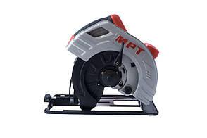 Пила дискова MPT - 1380 Вт x 185 мм