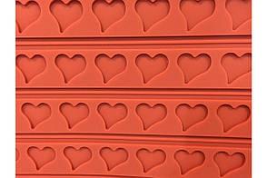 Коврик для макаронс Empire - 555 x 365 мм, сердце