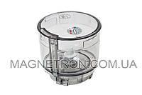 Чаша измельчителя + крышка для кухонного комбайна Bosch 481094