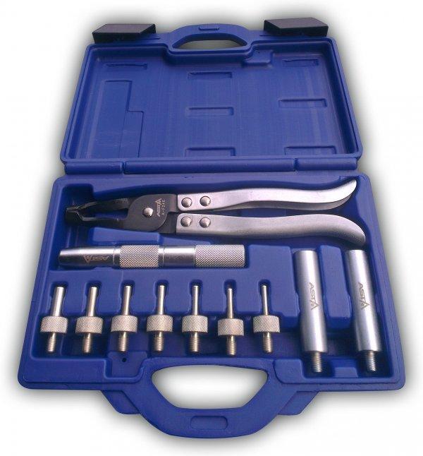 Комплект для де / монтажу сальників клапанів ASTA A-246
