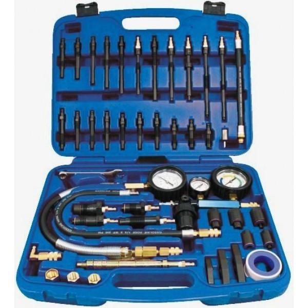 Компрессометр для любых двигателей и изм.герметичности цилиндров ASTA TIT-145J
