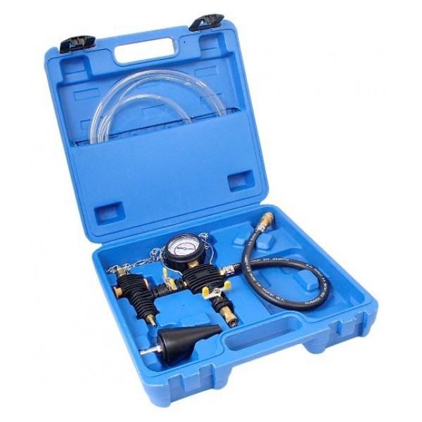 Набір для вакуумного відкачування і заміни рідини в системі охолодження SATRA S-3VCS
