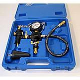 Набір для вакуумного відкачування і заміни рідини в системі охолодження SATRA S-3VCS, фото 2