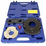 Набір для де/монтажу розподвалу/ ланцюга VW, AUDI 1,2 -1,4 TFSI ASTA A-TCE1214, фото 4
