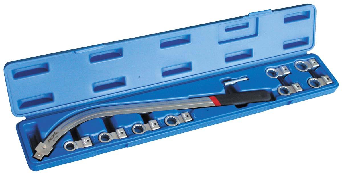 Набір ключів для натягу / заміни ременя ГРМ, 9пр. ASTA A-170W