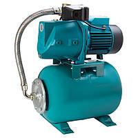Станція 1.1 кВт Hmax 55м Qmax 90л/хв (самовсмоктуючий насос) 24л AquaticaLEO (775325/24), фото 1