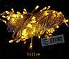 Новогодняя cветодиодная гирлянда 500 LED лампочек: длина 30м, микс цветов, фото 2
