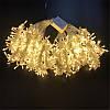 Светодиодная гирлянда штора LED 120 лампочек с коннектором: размер 2х1,5м ( 4 цвета), фото 5