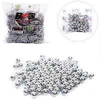 Пульки JDM   6мм,  от100пулек,  в кульке 5-5-1, 5см,  от 50шт в упаковке,  19-27-5см