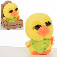Мягкая игрушка MET10106  цыпленок,  11см,  в кор-ке
