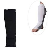 Защита MS 0674 S  для борьбы, эластичн, для ног, голень+стопа, размS, 43-13см, 2цв, в кул, 13-28-6см