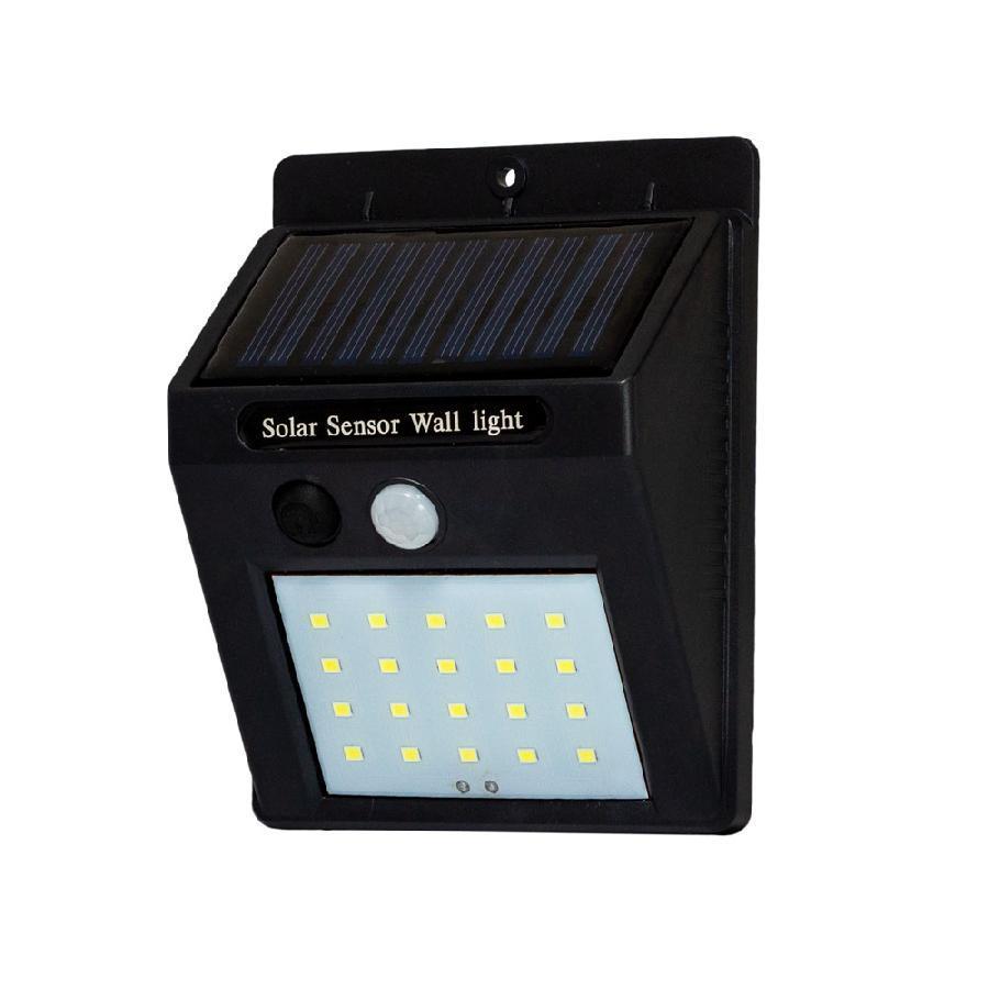 Світильник на сонячних батареях Solo-20 LED 6400K
