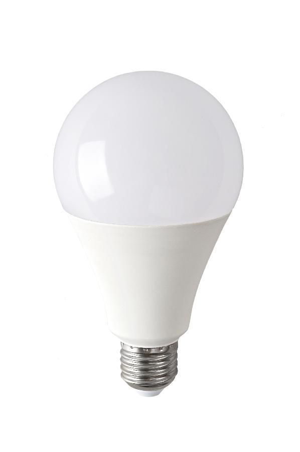 Лампа светодиодная ЕВРОСВЕТ 18Вт 4200К A-18-4200-27  Е27