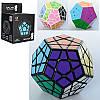 Кубик 0934C-4  многогранник,  8см,  3вида,  в кор-ке,  9, 5-7, 5-13, 5см