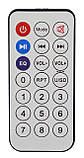 Усилитель звука UKC SN-222BT MP3 FM Bluetooth Black/Gold (4841), фото 4