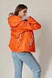 Женская куртка лыжная Crivit (38 размер) Оранжевая М, фото 6