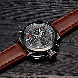 УЦЕНКА Водонепроницаемые армейские часы AMST AM3003 Brown (тех. пакет) (154728), фото 6