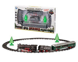 Игрушечная железная дорога на радиоуправлении.Игрушка детский поезд. 822-2