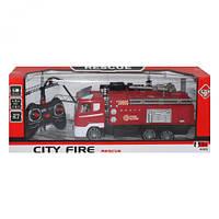 Пожарная детская машина на радиоуправлении