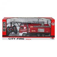 Пожарная машина на радиоуправлении.Детская машина на пульте