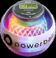Кистевой тренажер Powerball Fusion Autostart 280Hz