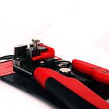ElectroHouse Інструмент для зачистки дротів саморегульований 8, фото 4