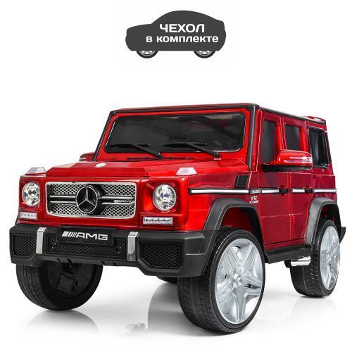 Электромобиль Bambi M 3567EBLRS-3 Красный