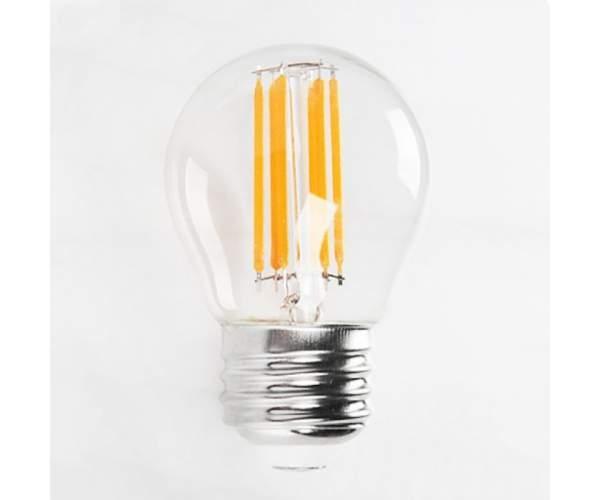 Лампа FILAMENT MINI GLOBE-6 6W Е27 (Horoz Electric)