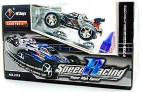Машинка мікро р/в 1:32 WL Toys Speed Racing швидкісна (чорний).1/32 WL TOYS WL-2019BLK