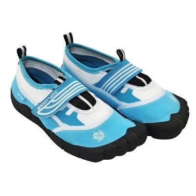 Обувь для пляжа и кораллов, аквашузы SportVida SV-DN0009-R35 Size 35 Blue-White SKL41-227712