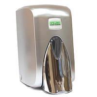 Дозатор жидкого мыла 0.5л Vialli S.5CM, сатин
