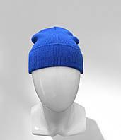 Зимняя шапка (Светло-синяя)