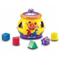 Розвивающая игрушка Fisher-Price Волшебный горшочек (укр.) (27084590364)